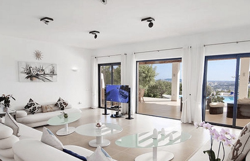 14 Villa Close To Can Furnet Ibiza Kingsize.com
