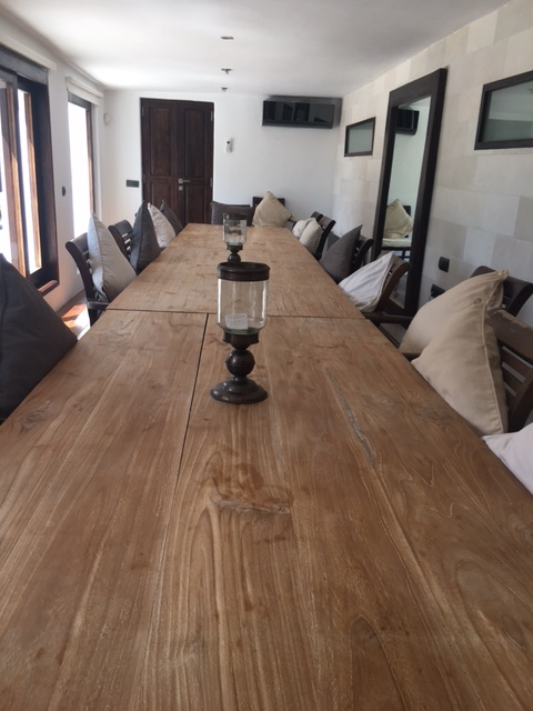 15. Big Dining Table For 20 Pax 1