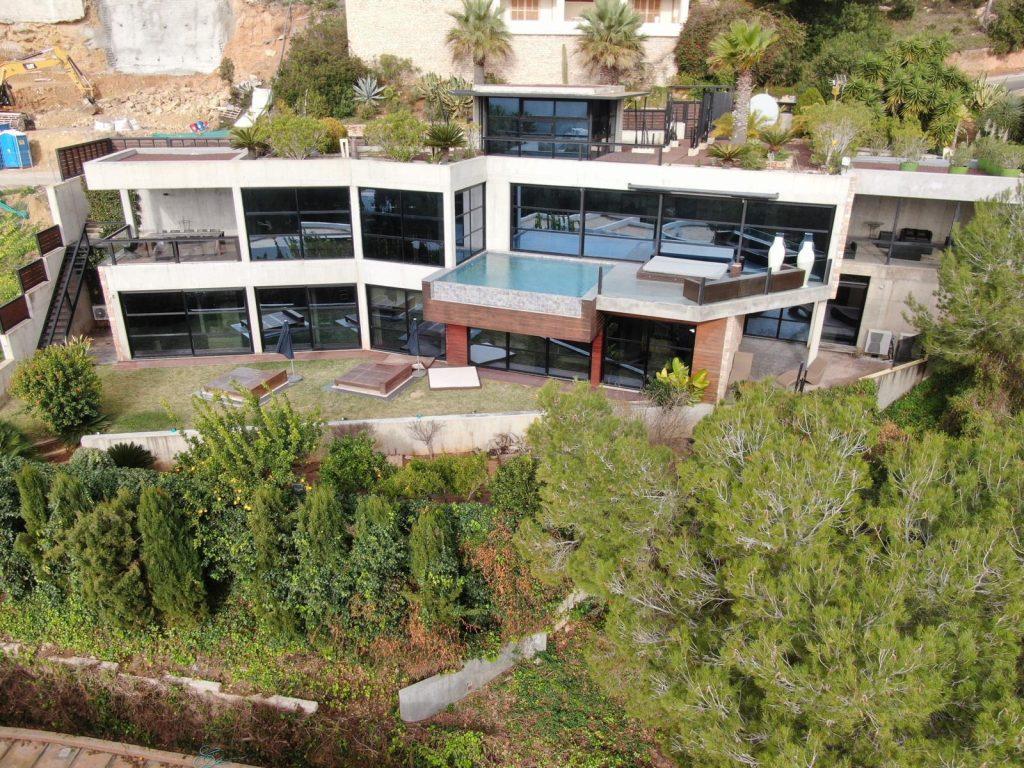 24 Ibiza Kingsize Villa In Can Furnet