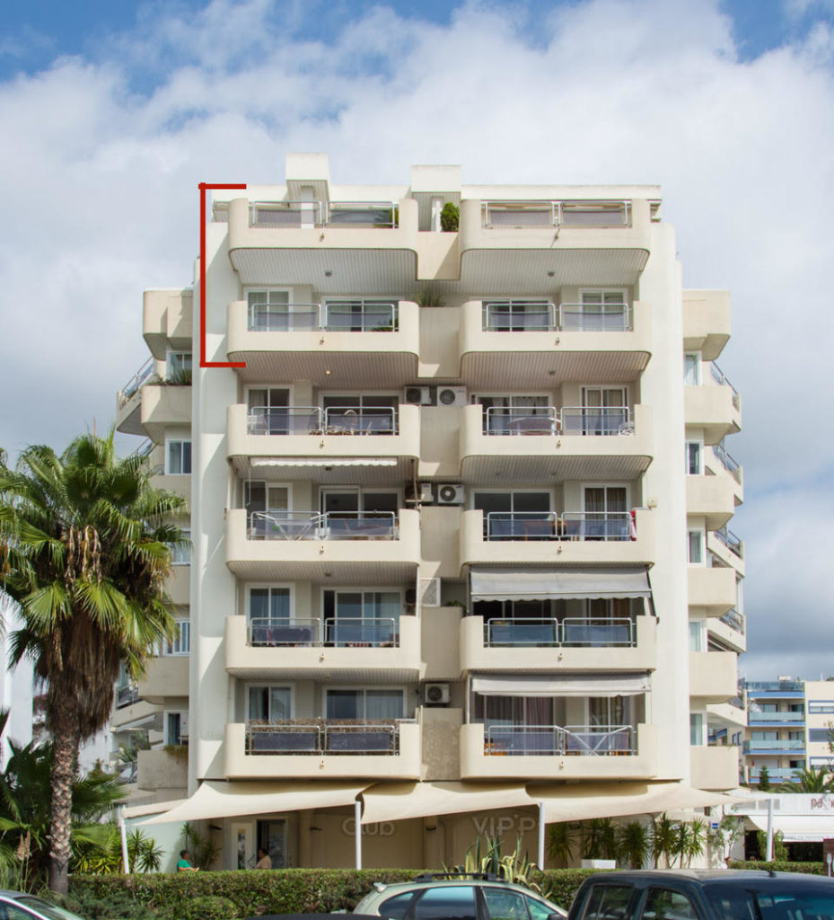 Duplexapartment Front Line Paseo Maritimo 2