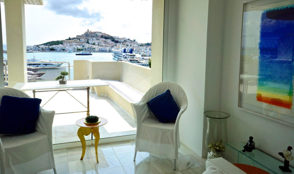 Duplexapartment Front Line Paseo Maritimo 9