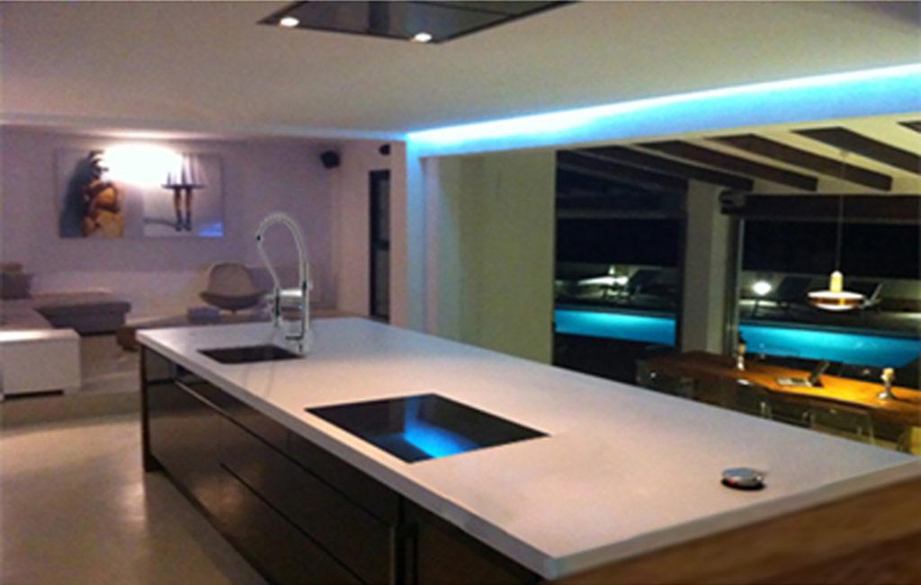 House Kitchen4 Night 1