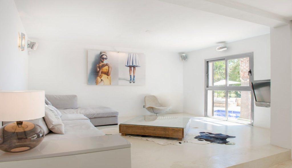 House Living Area 1