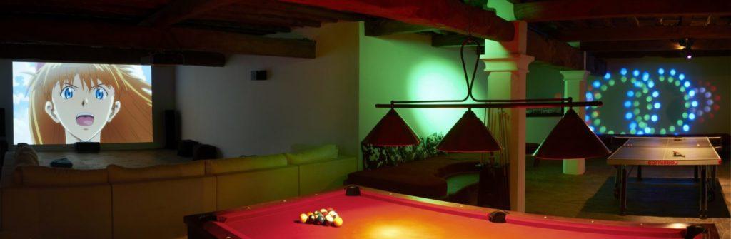 Ibiza Lizard Lounge Games Room And Cinema 1