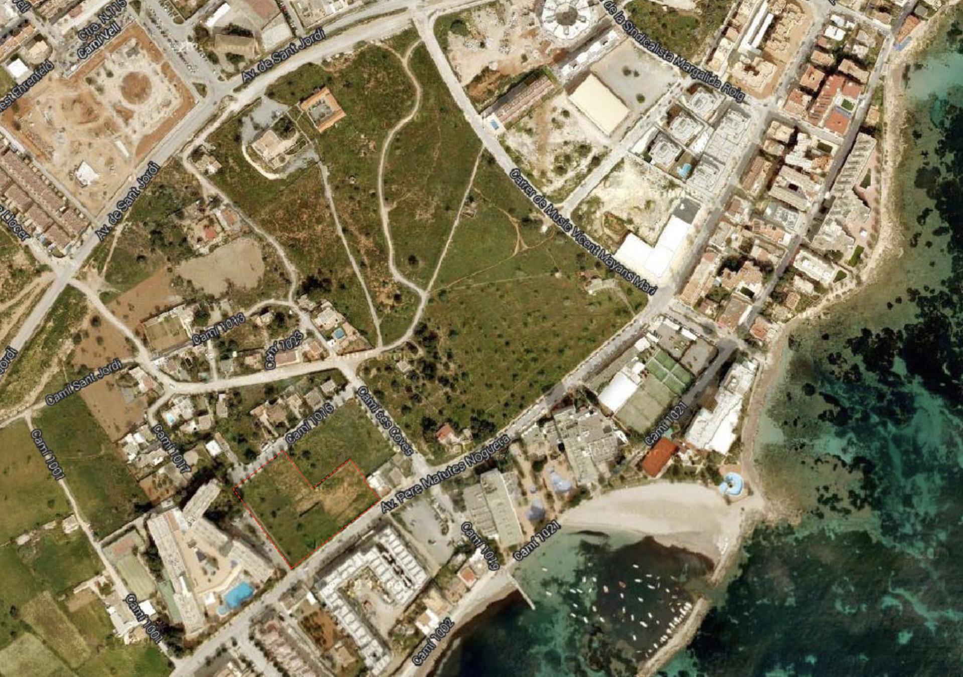 Land In Playa D´en Bossa Ibiza