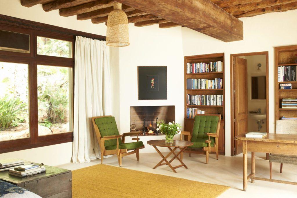 Library Suite 2 Ibiza Villa