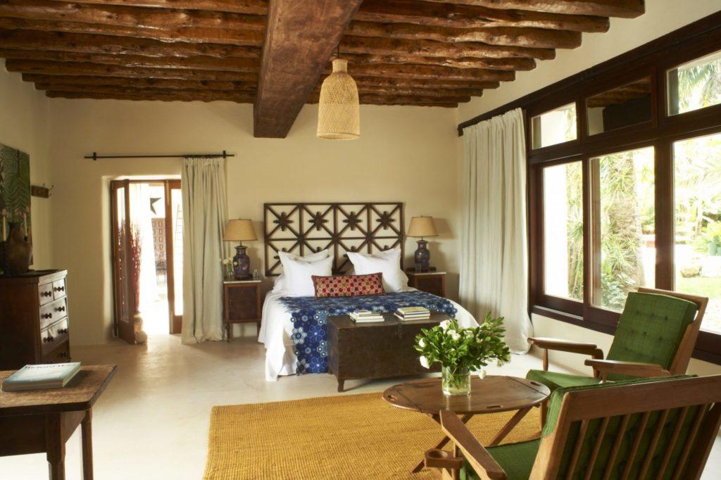 Library Suite Ibiza Villa
