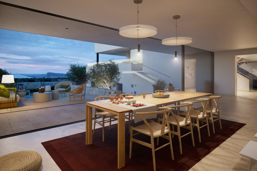 New Development Of Villas In Cala Conta 12
