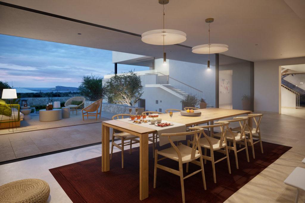 New Development Of Villas In Cala Conta 13