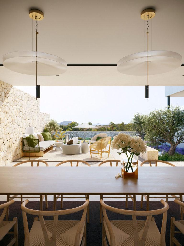 New Development Of Villas In Cala Conta 14