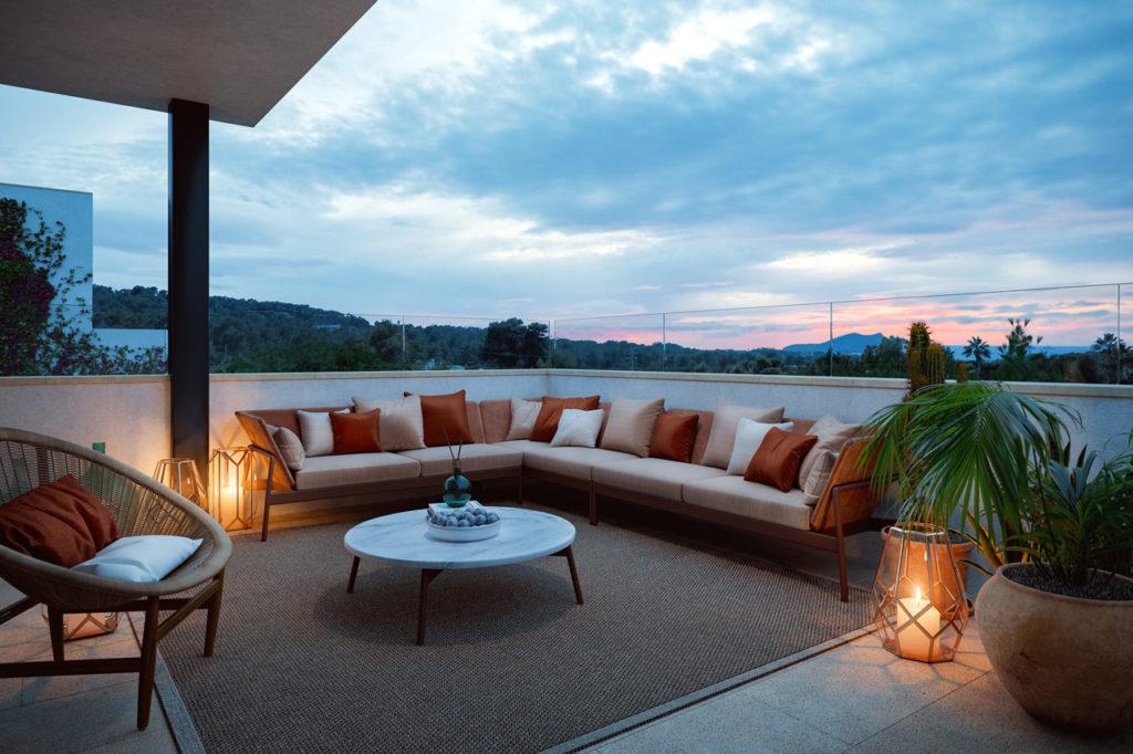 New Development Of Villas In Cala Conta 16
