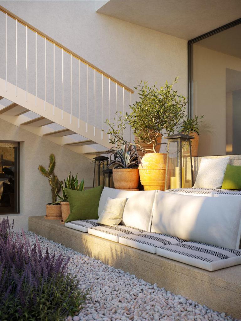 New Development Of Villas In Cala Conta 17