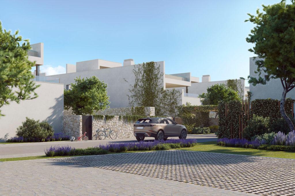 New Development Of Villas In Cala Conta 20