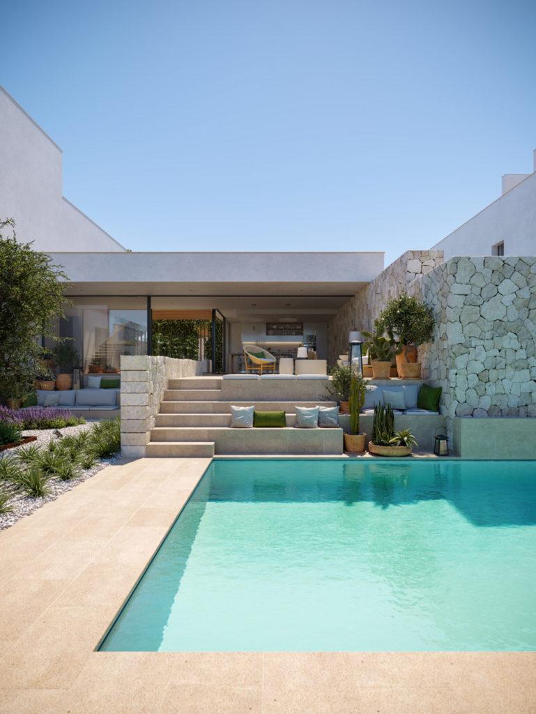 New Development Of Villas In Cala Conta 3