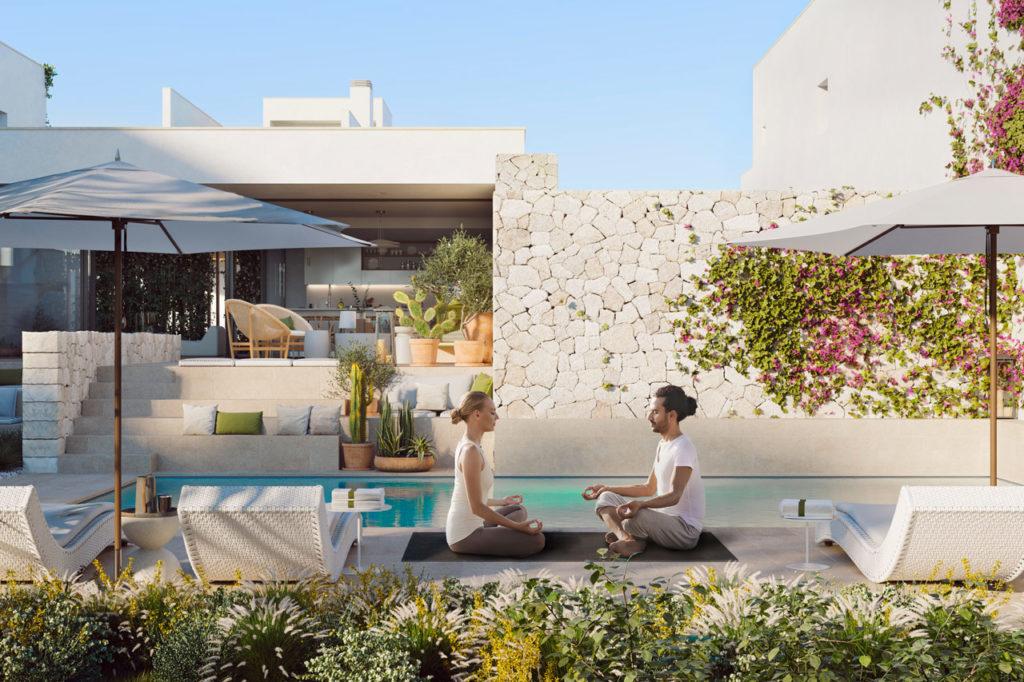 New Development Of Villas In Cala Conta 5
