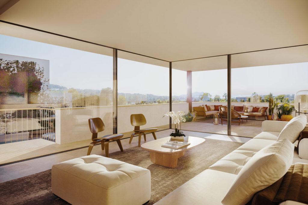 New Development Of Villas In Cala Conta 7