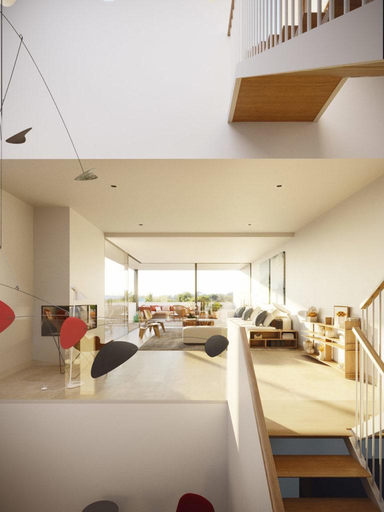 New Development Of Villas In Cala Conta 8