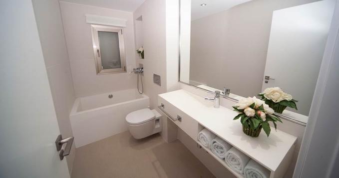 Vila In Cap Martinet Bathroom Modern Ibiza