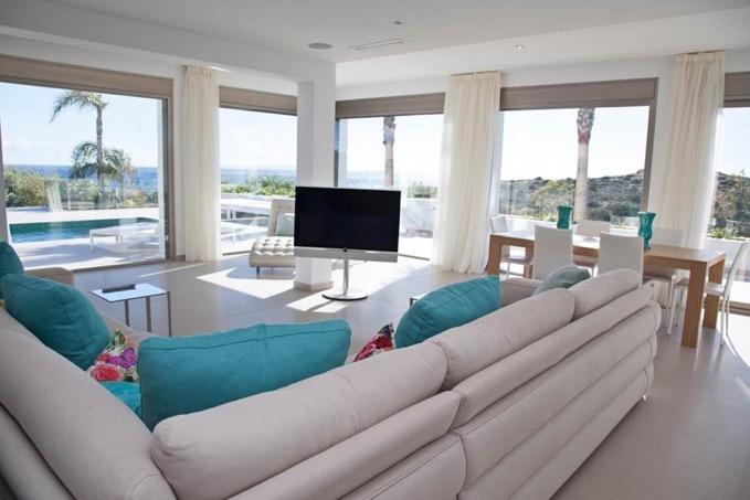 Villa In Cap Martinet For 10 People Ibiza
