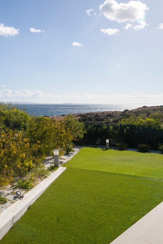 Villa In Cap Martinet Green Garden Ibiza