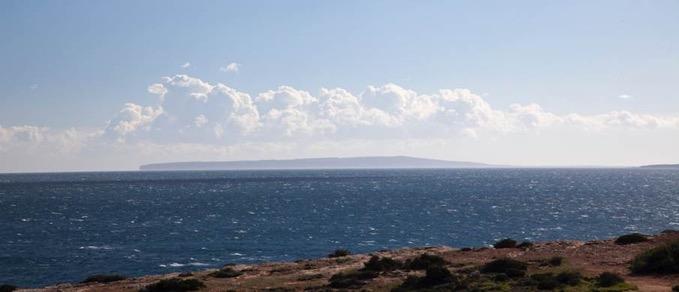 Villa In Cap Martinet Mega View Ibiza