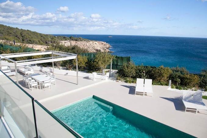 Villa In Cap Martinet With Amazing Sea View Ibiza