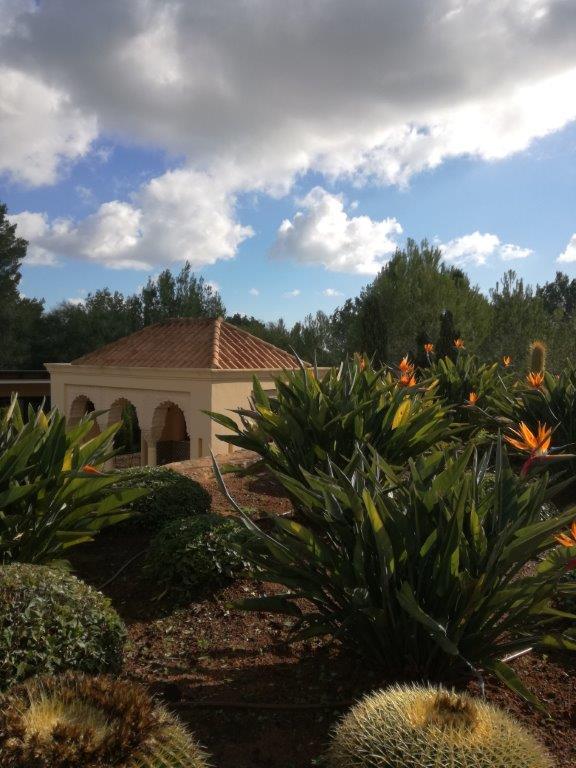 Villa In Santa Eularia 1