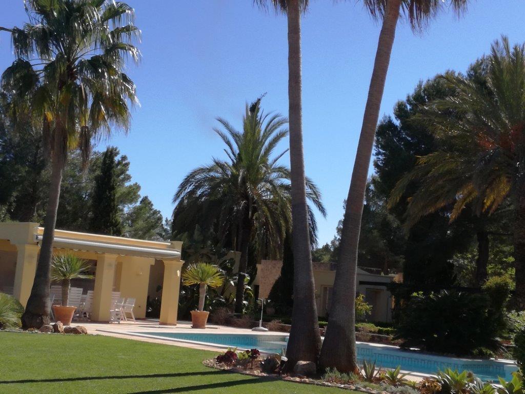 Villa In Santa Eularia 6 1