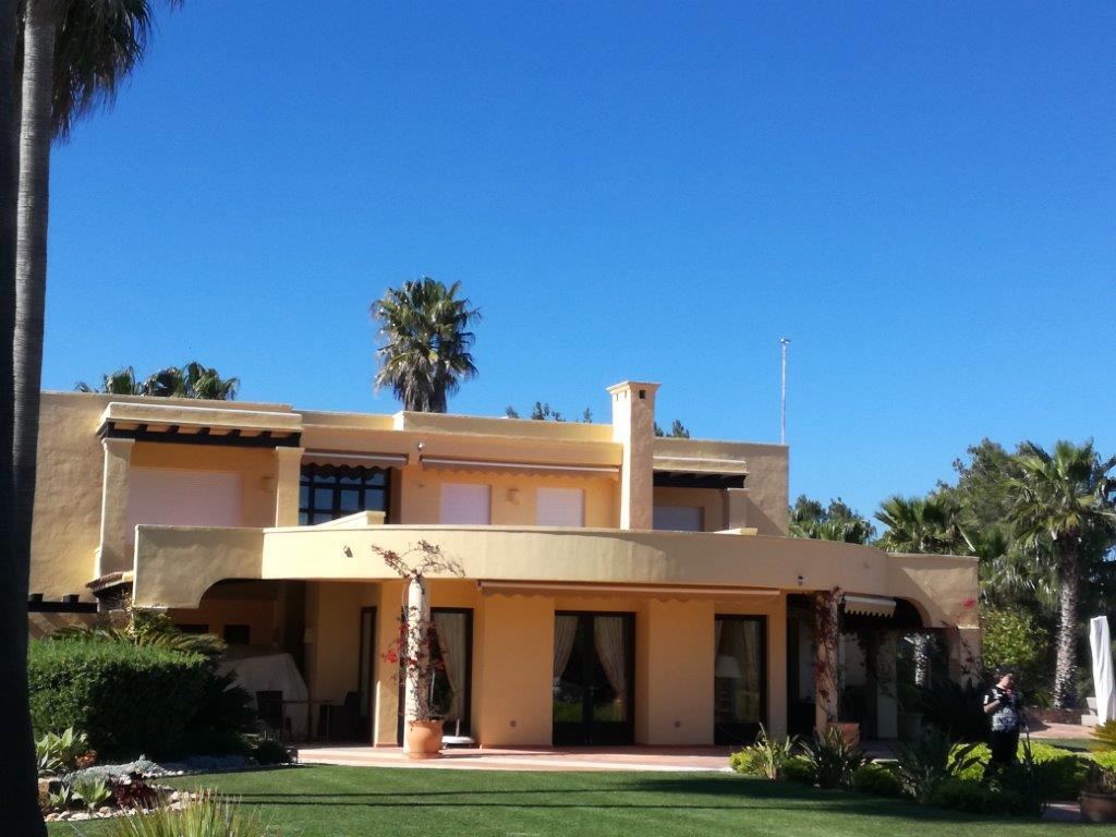 Villa In Santa Eularia 7 1