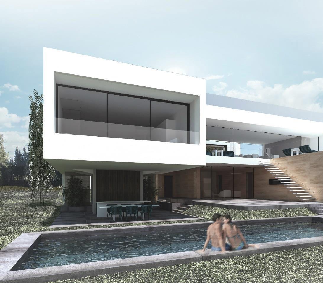 Villa In Talamanca 1