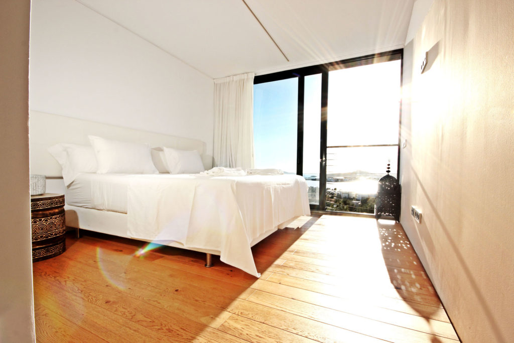 Villa In Talamanca Bedroom With A Lots Of Space Ibiza