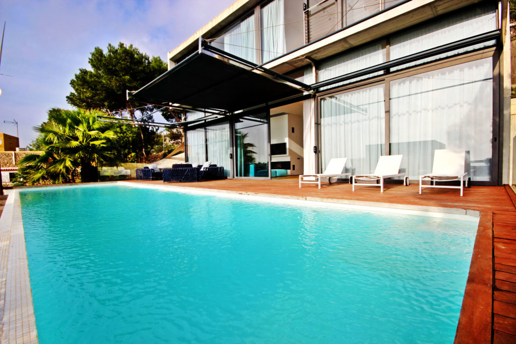 Villa In Talamanca Pool Ibiza