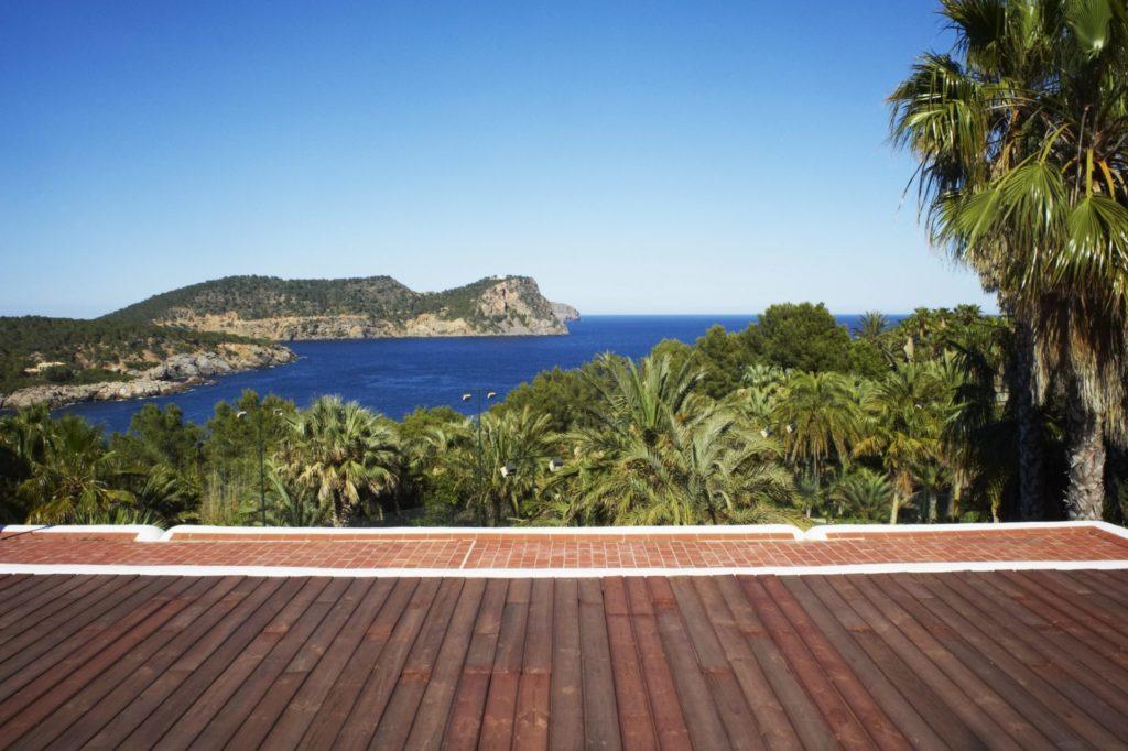 Yoga And Massage Terrace Ibiza
