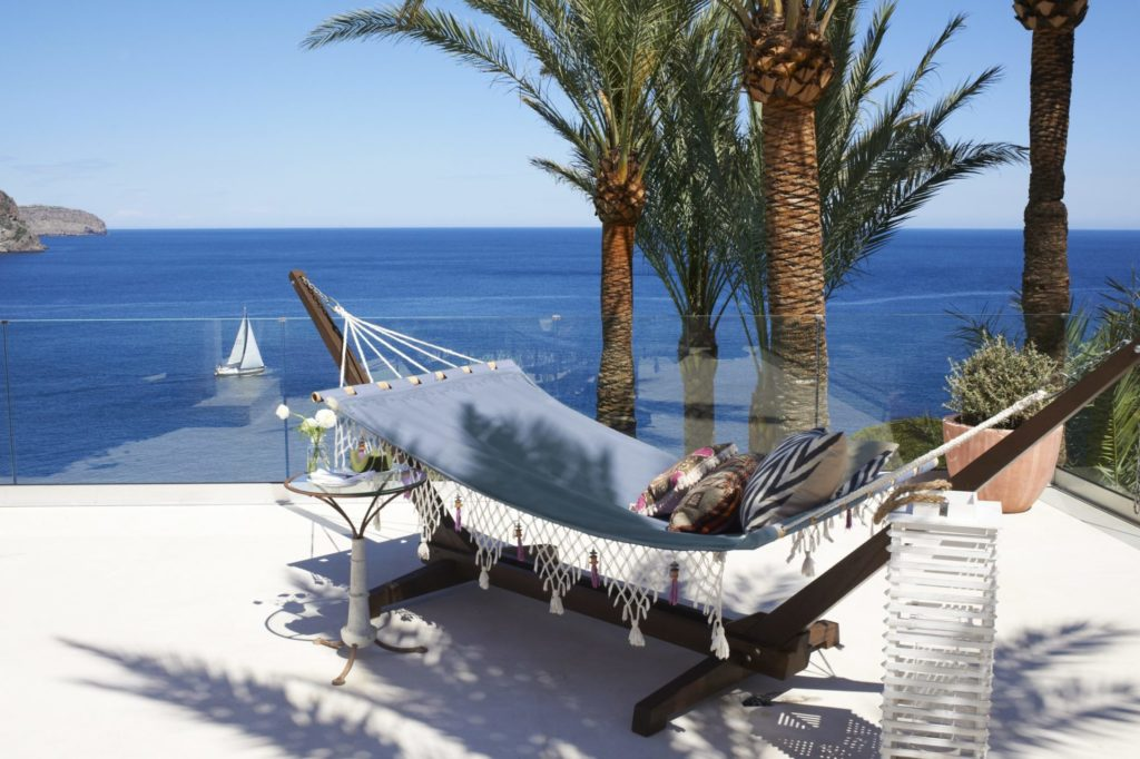 Amazing Villas In Ibiza Twin Terrace 2