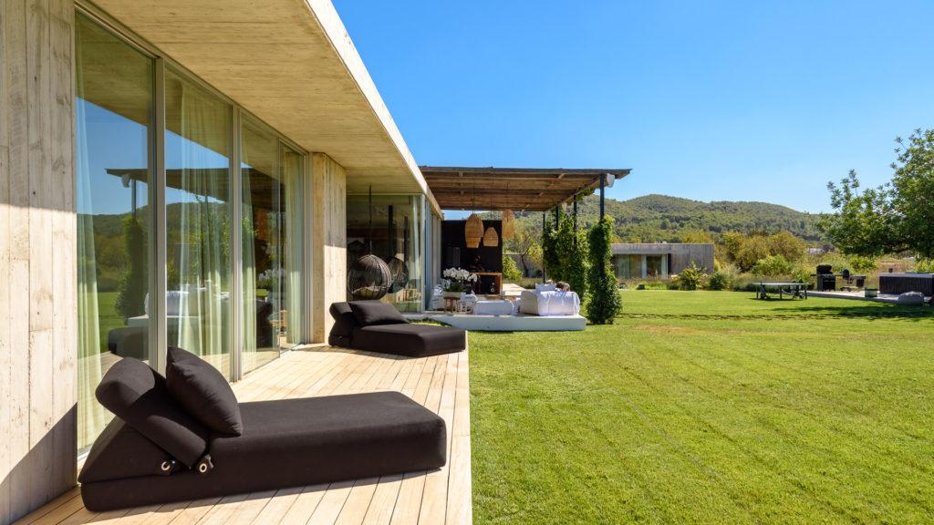 Amigos Villa Ibiza Garden Los Pool