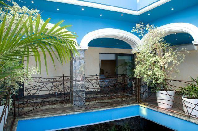 Arches Villa Ibiza Blue