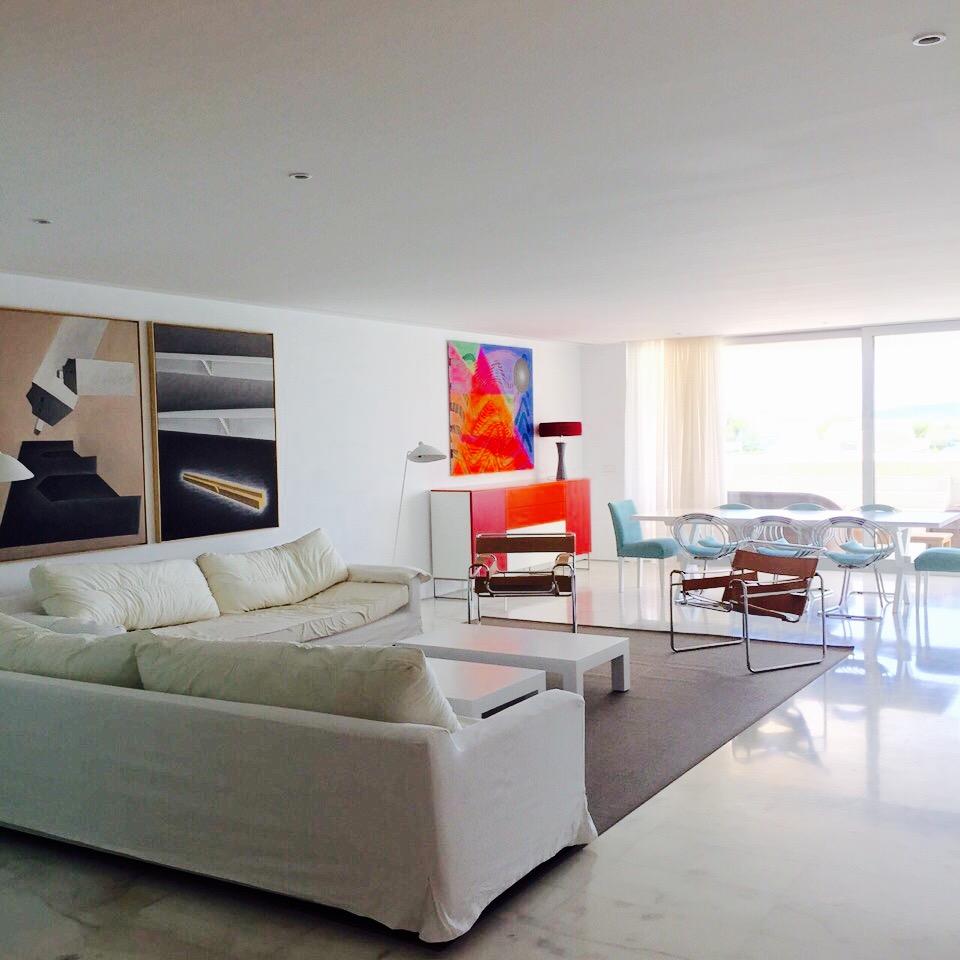 Art Fashion Style Design Ibiza Villa