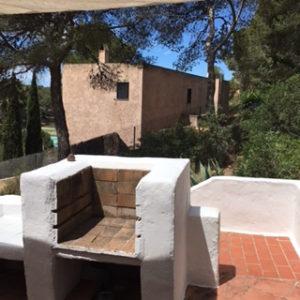 Barbecue Outdoor Villa Ibiza Canopy