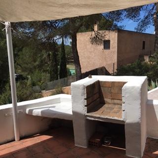 Barbecue Villa Ibiza Canopy Outdoor
