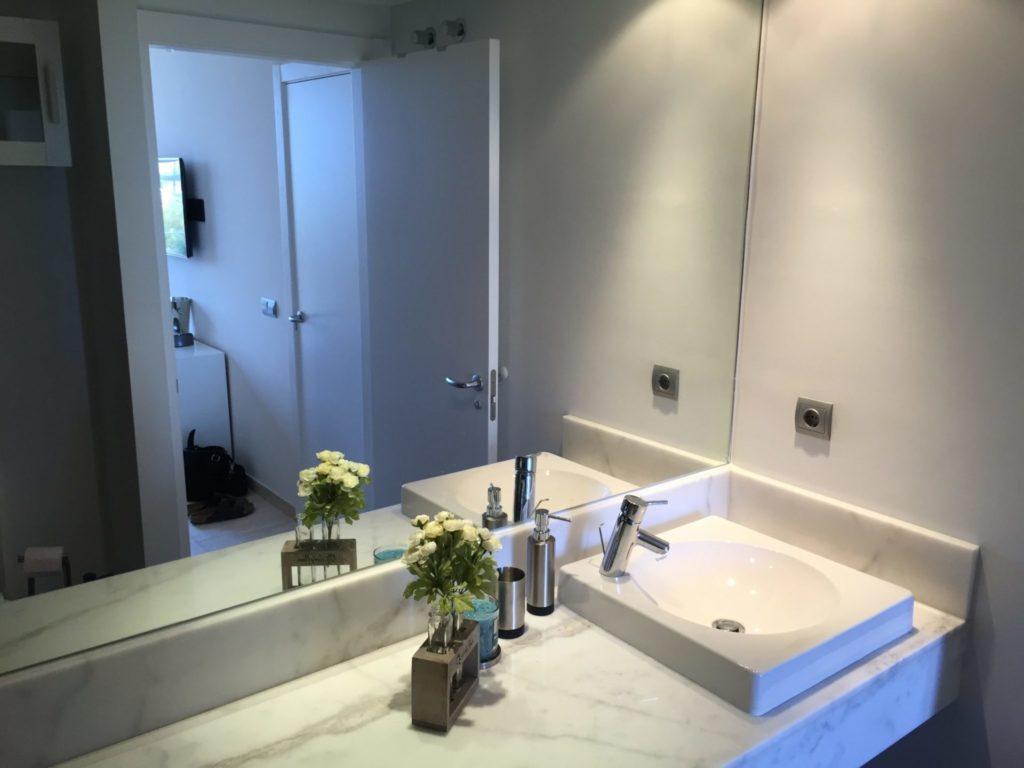 Bathroom Chic White Clean Amazing Ibiza Villa