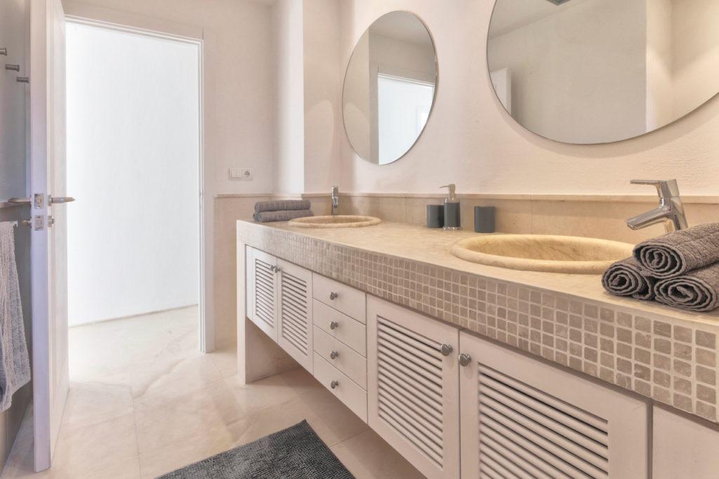 Bathroom For Two Talamanca Ibiza