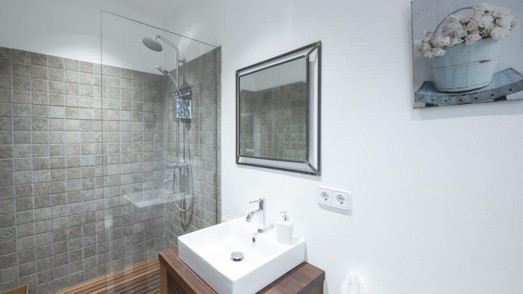 Bathroom Ibiza Villa Chic Modern Beautiful