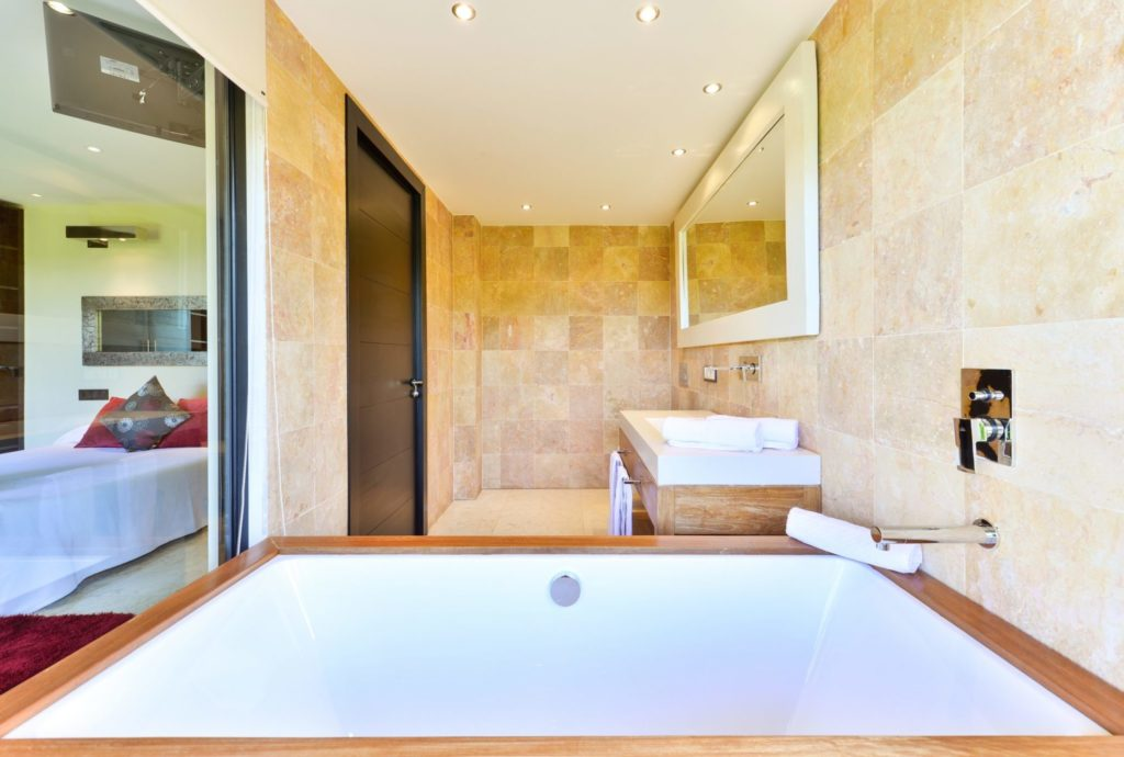 Bathroom Ibiza Villa Luxury Spacious