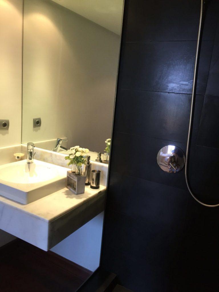 Bathroom Ibiza Villa Modern Contemporary