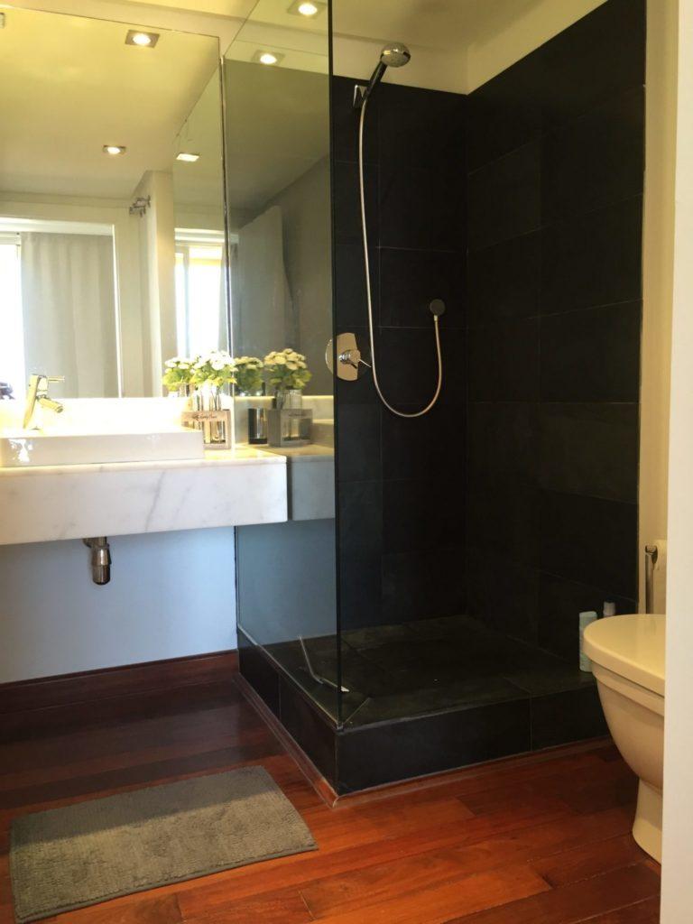 Bathroom Ibiza Villa Modern Stylish Luxury