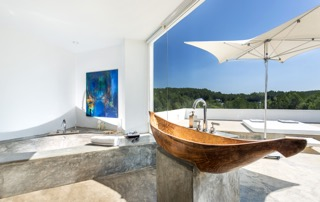 Bathroom Ibiza Villa With A View Stunning