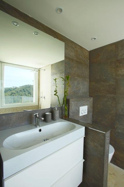 Bathroom Modern Deluxe Ibiza Villa