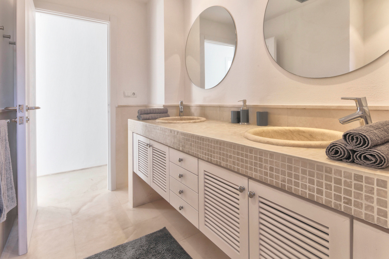Bathroom Talamanca Ibiza Villa Gorgeous