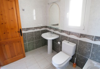 Bathroom Villa Bath Toilet Ibiza