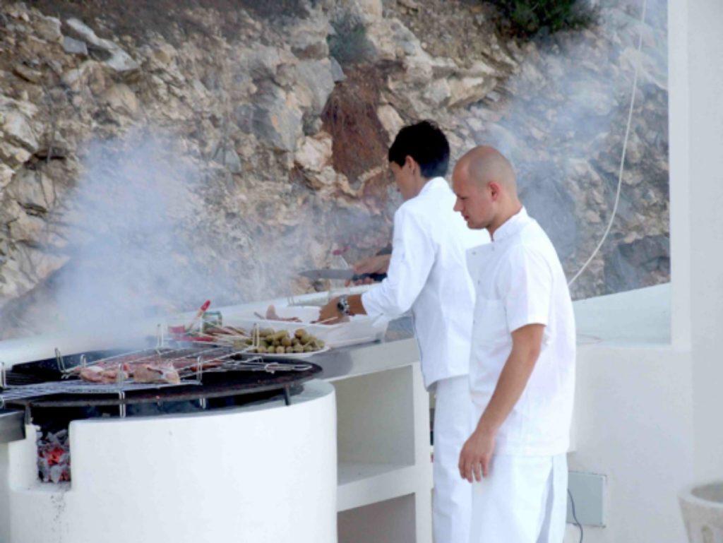 Bbq Villa Ibiza Chefs Vip